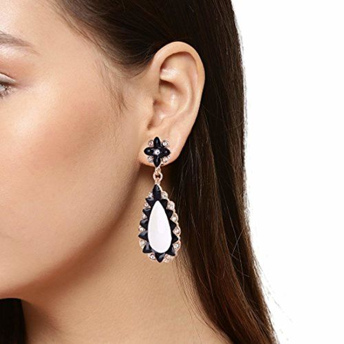 Shining Diva Fashion Stylish Fancy Party Wear Earrings For Girls & Women(Multi-Colour)(amzz6971er)