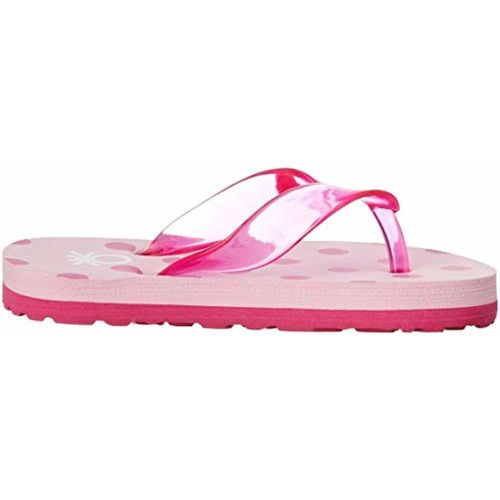 United Colors of Benetton Girl's Slippers