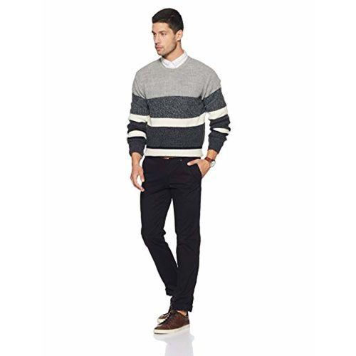 Peter England Men's Sweater