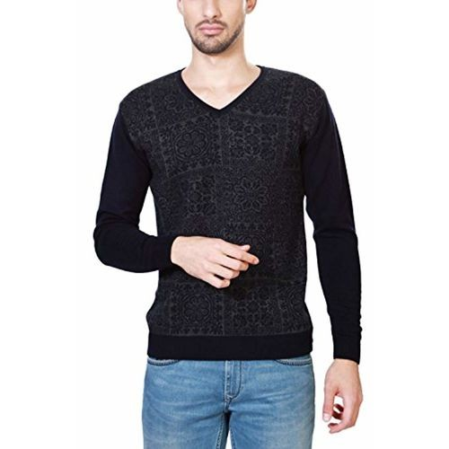 Peter England Men's Sweater