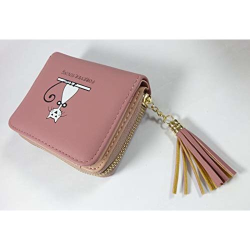 Buy Surbhi Pink Mini Short Small Size Wallets Online Looksgud In