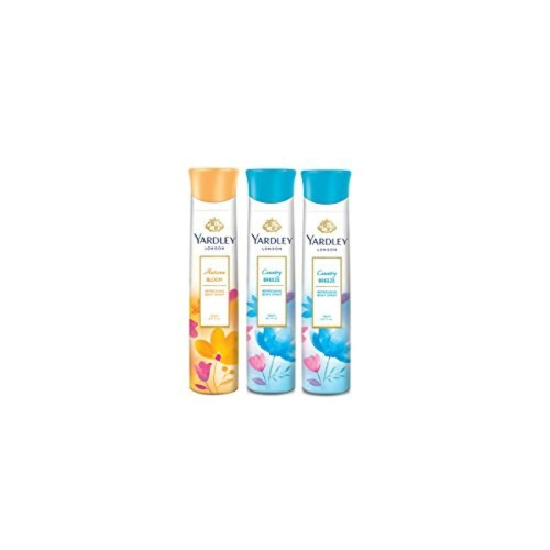 Yardley London Deodorant Combo for Women(150 ml each)