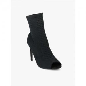 Catwalk Black Ankle Length Boots