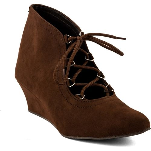 Cute Fashion Cute Fashion Brown Boots Boots For Women(Brown)