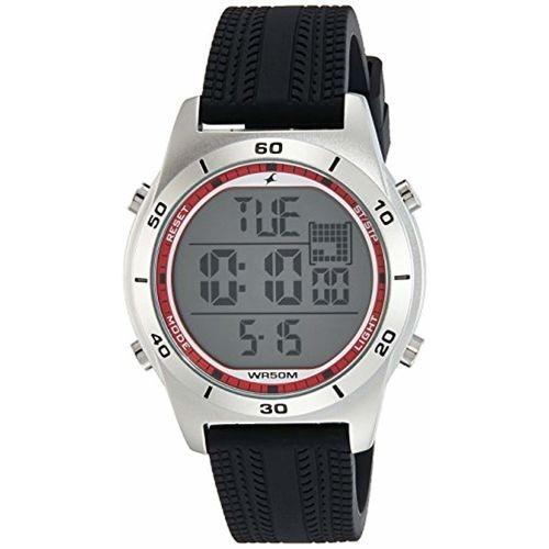 7af6f7e4b7b Buy Fastrack Digital Black Dial Men s Watch-NK38033SP01 online ...