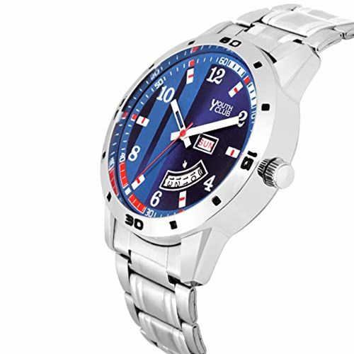 Youth Club Dd-527bu Avengers Day and Date Watch - for Men