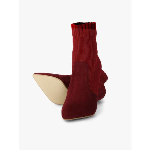 Carlton London Maroon Boots