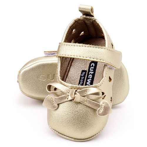 Cute Walk by Babyhug Booties Color 3 3-6 M