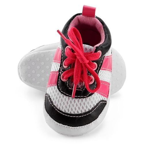Cute Walk by Babyhug Cute Walk By Babyhug Shoes Style Booties - White