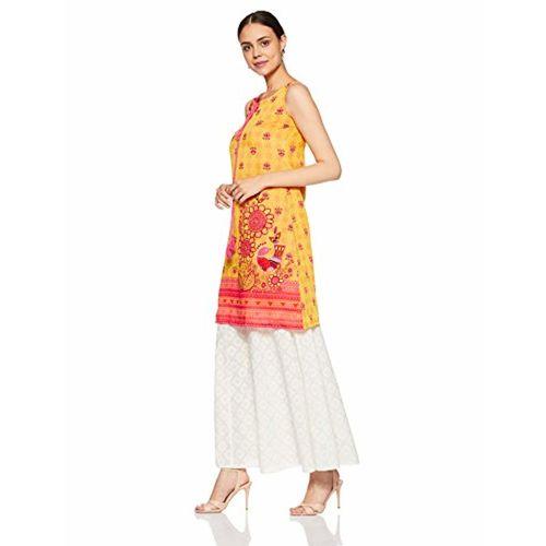 Rangriti Women's A-Line Kurta