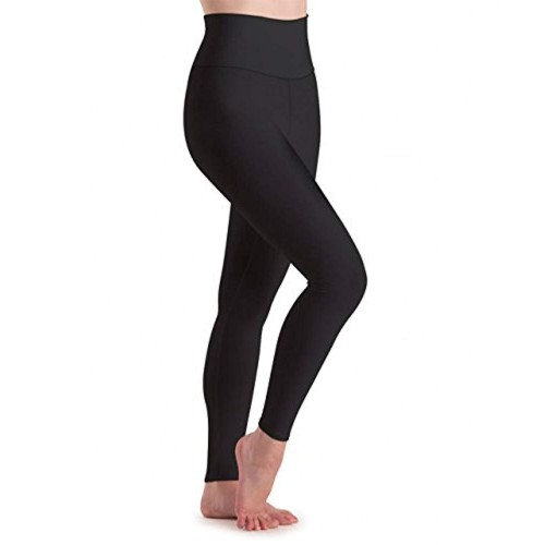 Stars And You Black Cotton Solid Jeggings