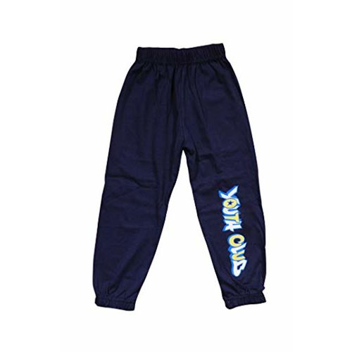 T2F Boys' Cotton Track Pant (Pack of 5)