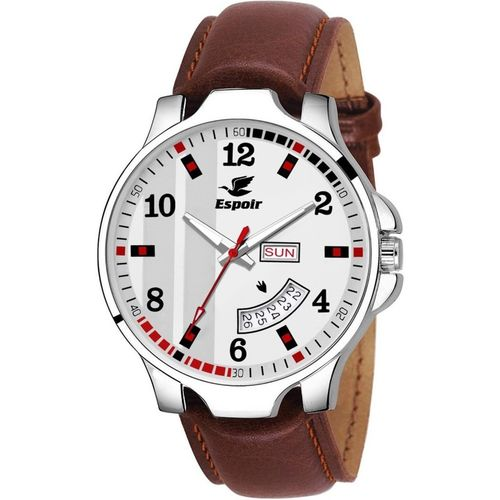 Espoir LCS-87624 DAY AND DATE FUNCTIONING Watch - For Men