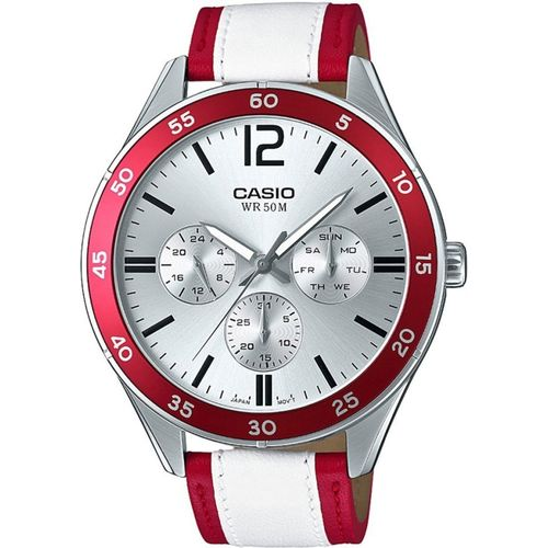 Casio A1182 Enticer Men's Watch - For Men