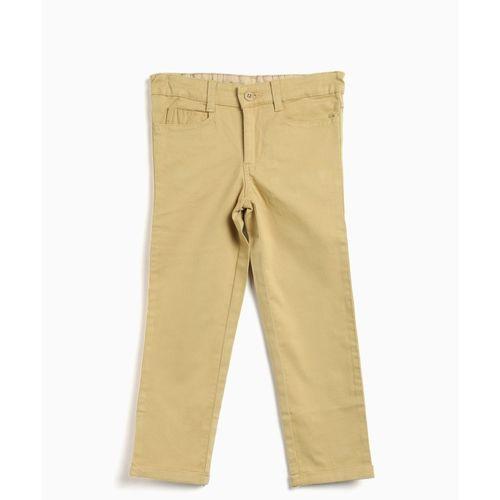 Provogue Regular Fit Boys Beige Trousers