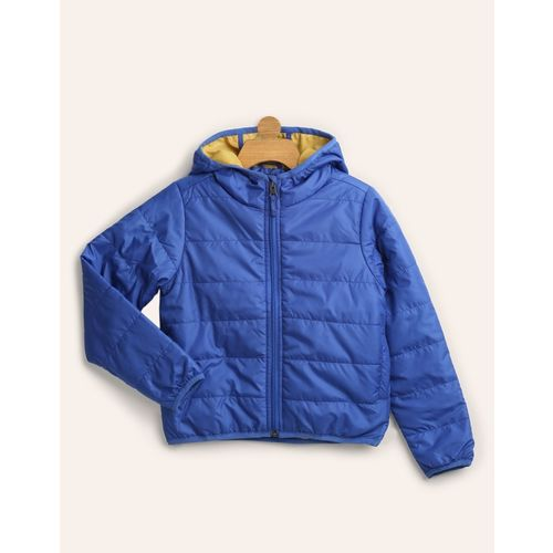 Provogue Full Sleeve Solid Boys Jacket