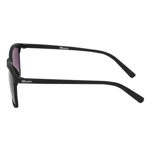 Redex Black Rectangle Sunglasses ( 1380 )