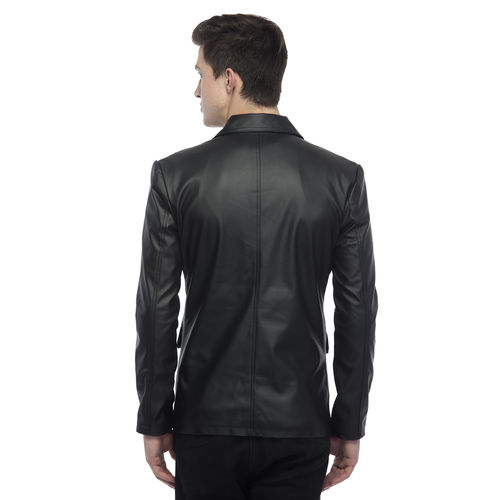 Lambency Men's Black Jackets