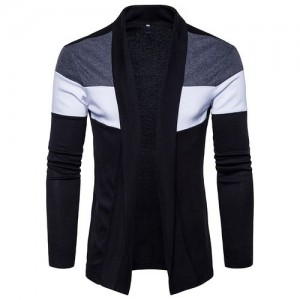 Pause Men's Stylish Cardigan T-Shirt