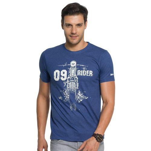 963840b885 Buy Zorchee Men's Round Neck Half Sleeve Cotton T-Shirts - Navy ...