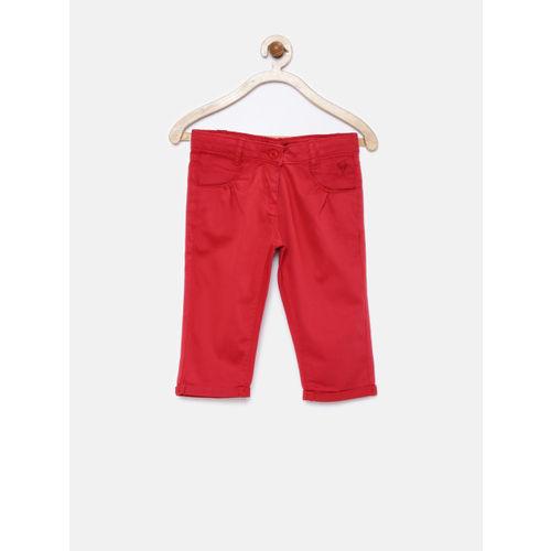 knee length shorts for juniors