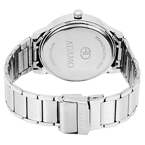 Adamo Loretta Analogue Multi-Colour Dial Watch Combo for Men- 109108