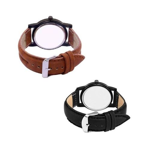 Mahadev Pack of 2 Boy Watches