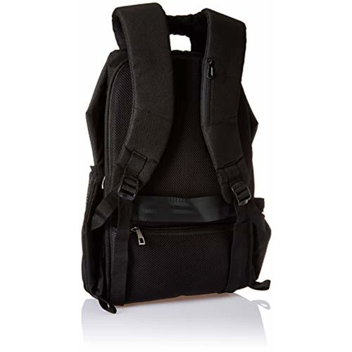 F Gear Stealth Anti Theft 25 liters Laptop Backpack (Black)