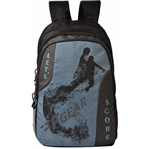 F Gear Lets Score 32 Ltrs Black Casual Backpack (2739)