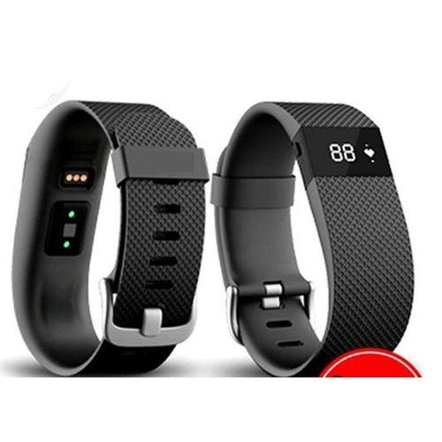 Unbrand Smart HRM Bracelet, Sports Fitness Tracker Heart Rate Monitor Pedometer