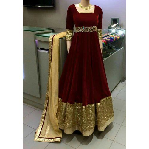 Others Designer anarkali