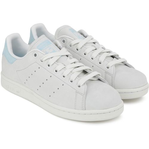 ADIDAS ORIGINALS STAN SMITH W Sneakers For Women(Grey, Blue)