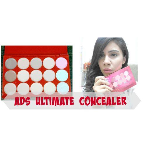 ADS Ultimate 15 Shades Concealer