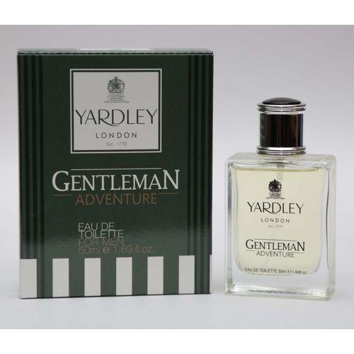 Yardley London Gentleman Adventure Eau de Toilette - 50 ml