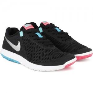 3d5e2f41781 Nike WMNS FLEX EXPERIENCE RN 6 Running Shoes For Women(Black). ₹5295  Flipkart