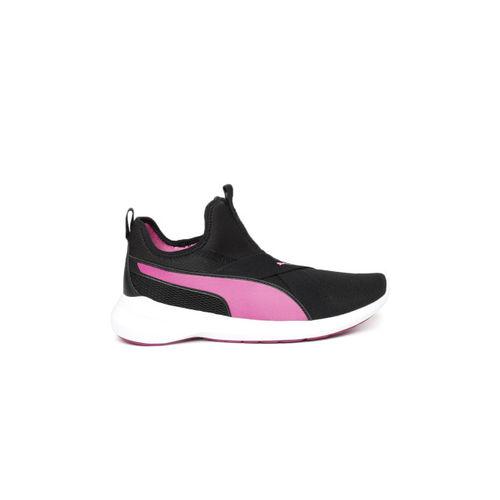 437381335037 Buy Puma Women Black Rebel X SOFTFOAM+ Training Shoes online ...