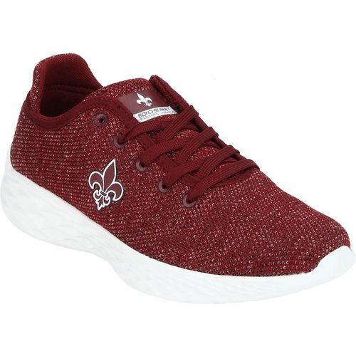 Sports Walking Shoes For Men(Burgundy