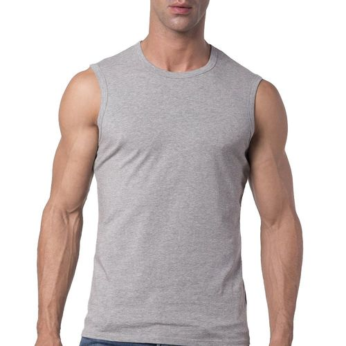 87c7e810cd3 Buy Blaze The Blazze Mens Slim Fit Crew Neck Sleeveless T-shirt ...