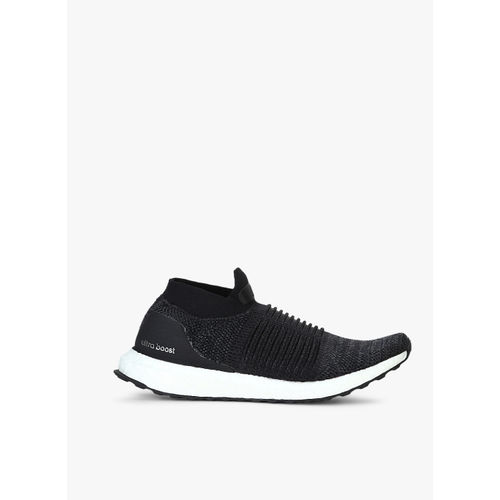 bea0e6c8d20c2 Buy Adidas Ultraboost Laceless Black Running Shoes online
