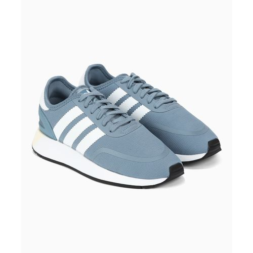 finest selection 13445 523b8 Buy ADIDAS ORIGINALS RAWGRE FTWWHT CBLACK Running Shoes For Women(Blue)  online   Looksgud.in