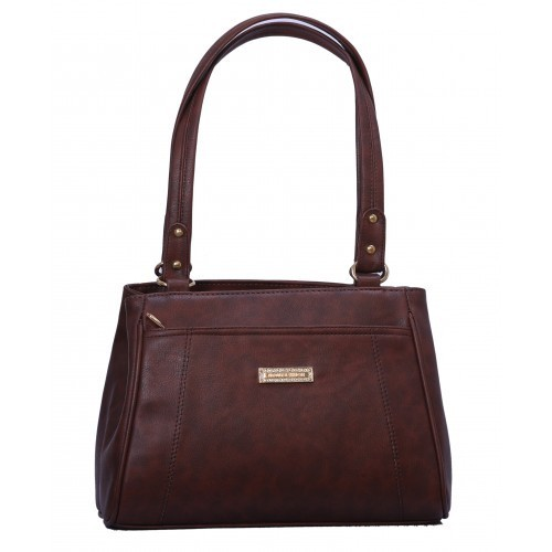 Purse Hut Dark Brown Handbags for Womes's and Girls