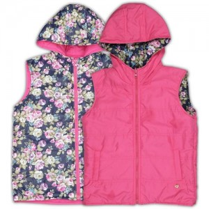 612 League Full Sleeve Printed Girls Jacket