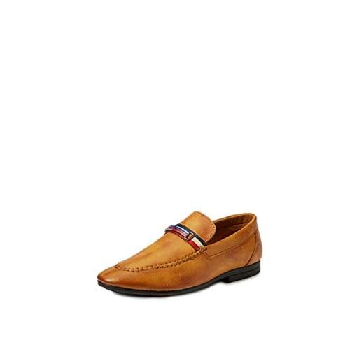 Centrino Men's Tan Loafers