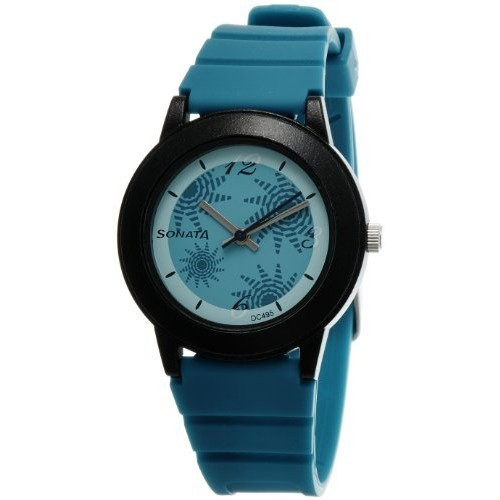 Sonata NG8992PP01 Fashion Fibre Watch - For Women