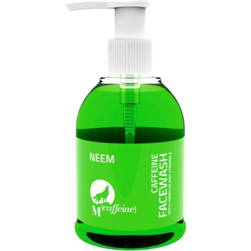 MCaffeine Neem Cleanser with Argan Oil and Vitamin E Face Wash(150 ml)