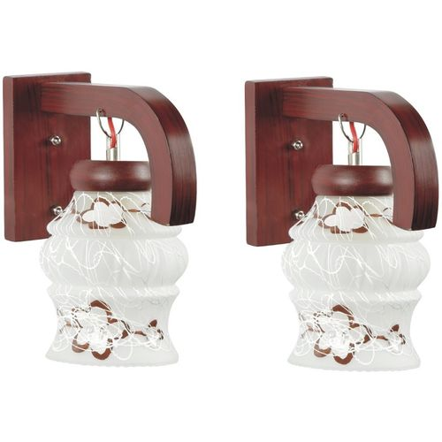 AFAST Pendant Wall Lamp(Pack of 2)