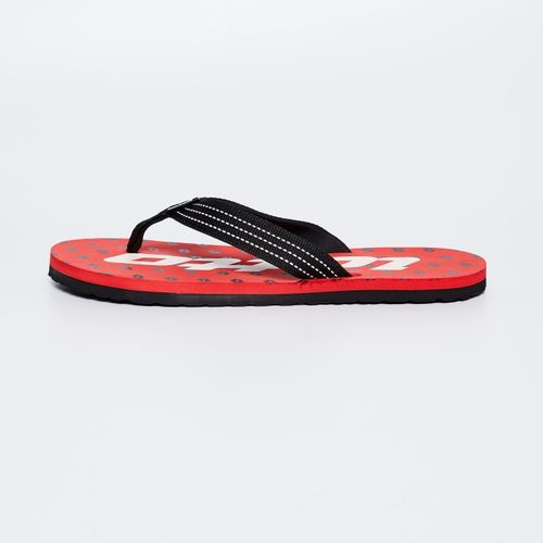 LOTTO Printed Flat Slippers