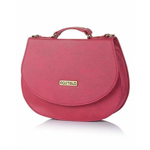 Fostelo Samantha Women's Handbag (Pink)