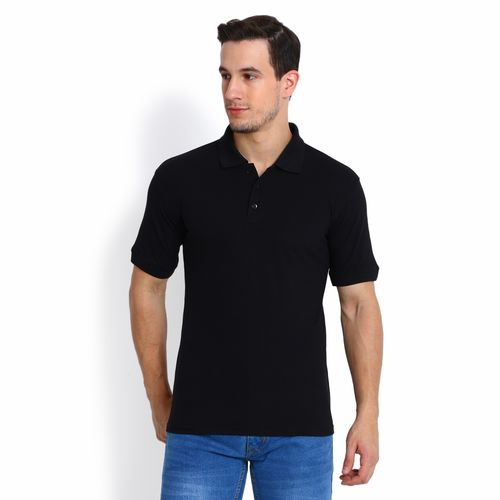MYKY Myky Black Regular Fit Solid For Men Pack of 2