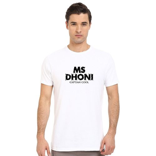 DOUBLE F CRICKETER TEAM LEADER NAME PRINTED T-SHIRTS